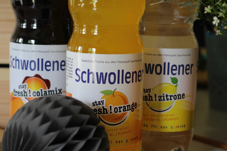 Schwollener Getränke #Softdrinks #KinderCola #ElixO2 | Frinis ...