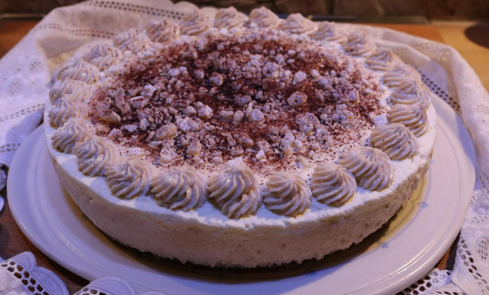 Weihnachts Rezept Mascarpone Zimt Torte Rezept Weihnachtstorte