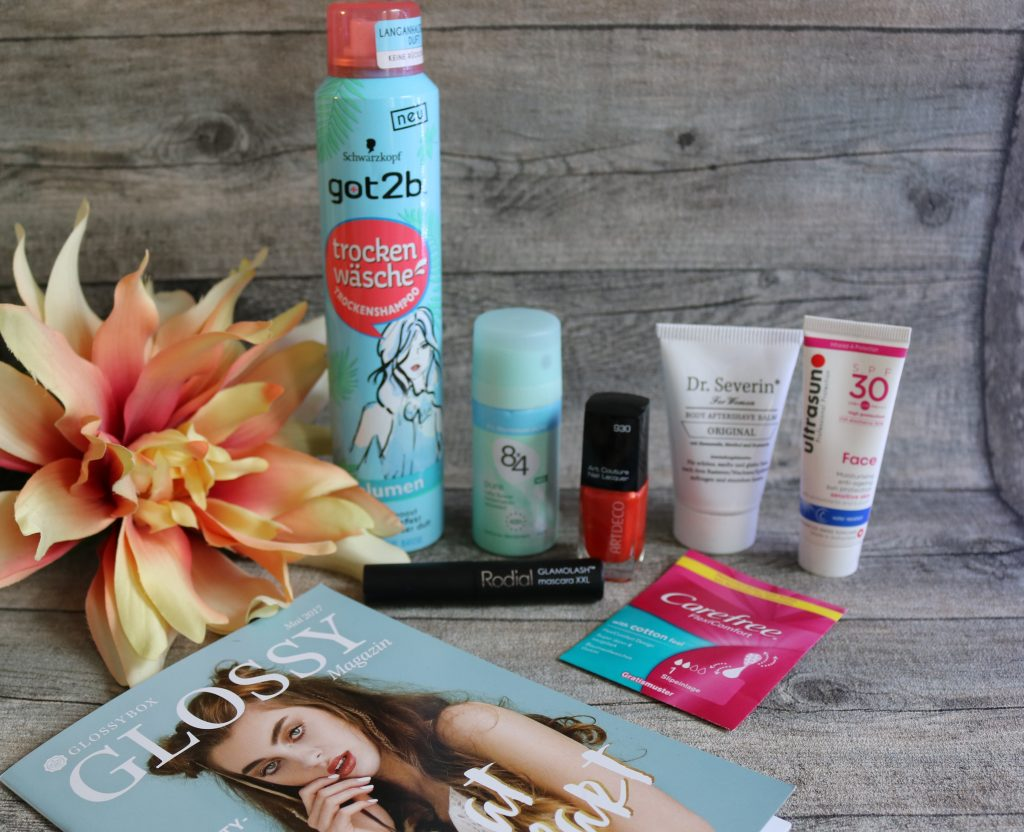 Glossybox-Wild-at-Heart-der-Inhalt