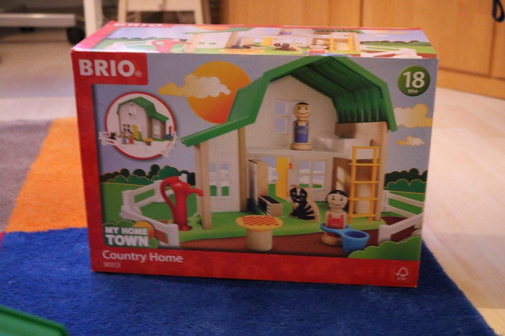 Brio-Farmhaus-Gewinnspiel