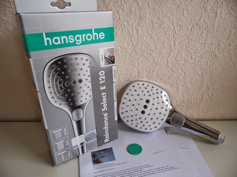 Hansgrohe Duschkopf Raindance Select E 120 Wellness In Der Eigenen